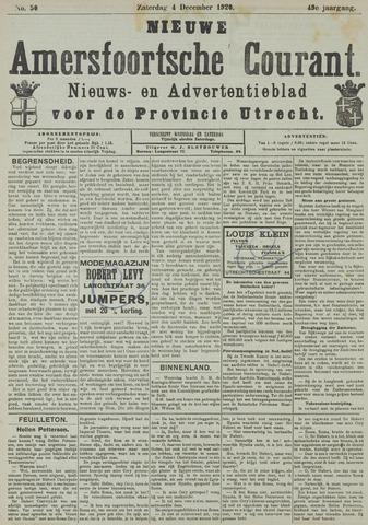 Nieuwe Amersfoortsche Courant 1920-12-04