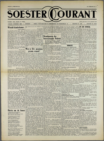 Soester Courant 1951-02-02