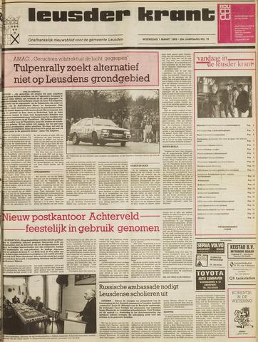 Leusder Krant 1989-03-01