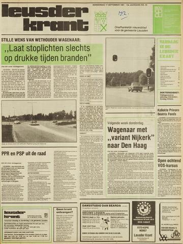 Leusder Krant 1981-09-17