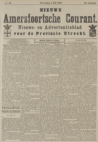 Nieuwe Amersfoortsche Courant 1912-07-03