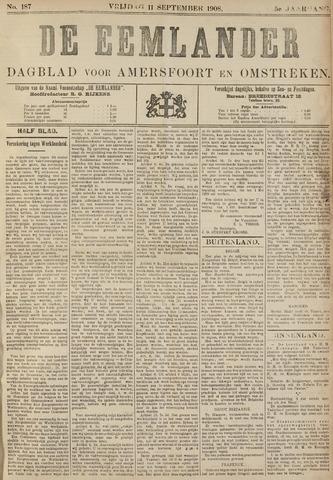 De Eemlander 1908-09-11
