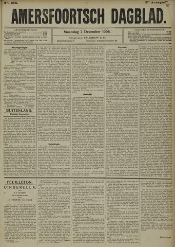 Amersfoortsch Dagblad 1908-12-07