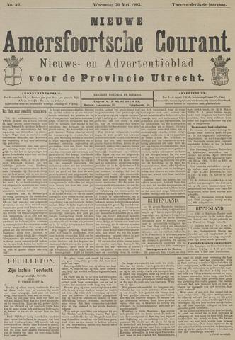 Nieuwe Amersfoortsche Courant 1903-05-20