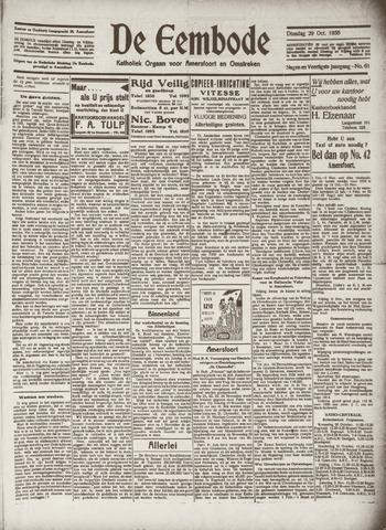 De Eembode 1935-10-29