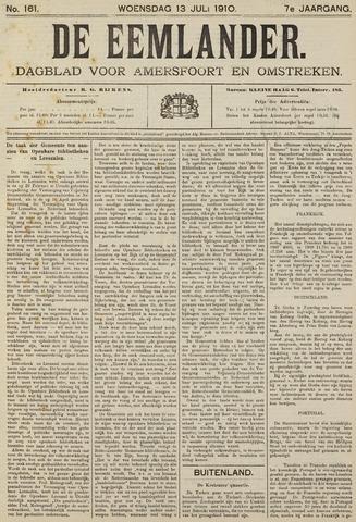 De Eemlander 1910-07-13