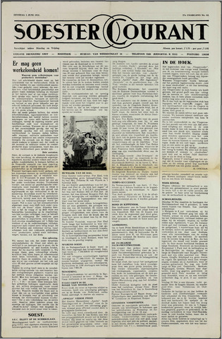 Soester Courant 1951-06-05
