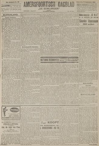 Amersfoortsch Dagblad / De Eemlander 1920-09-15