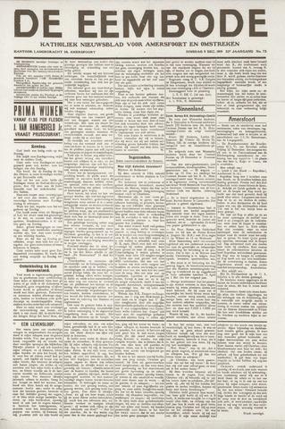 De Eembode 1919-12-09