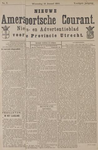 Nieuwe Amersfoortsche Courant 1911-01-11
