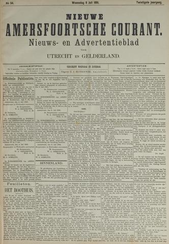 Nieuwe Amersfoortsche Courant 1891-07-08