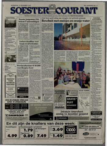 Soester Courant 2003-12-10