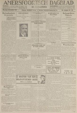 Amersfoortsch Dagblad / De Eemlander 1931-11-23