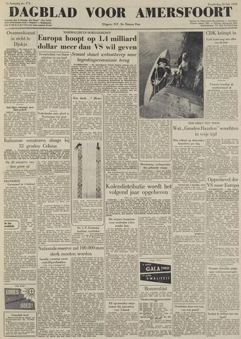 Dagblad voor Amersfoort 1949-07-28