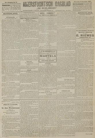 Amersfoortsch Dagblad / De Eemlander 1922-11-06