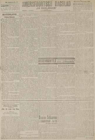 Amersfoortsch Dagblad / De Eemlander 1920-08-09
