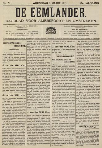 De Eemlander 1911-03-01