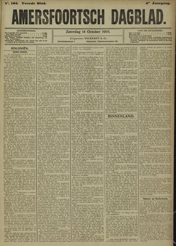 Amersfoortsch Dagblad 1905-10-14