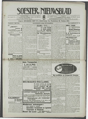 Soester Courant 1940-05-03