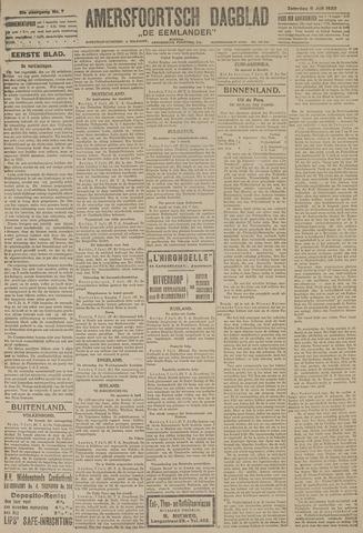 Amersfoortsch Dagblad / De Eemlander 1922-07-08