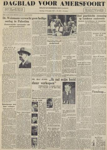 Dagblad voor Amersfoort 1947-12-13