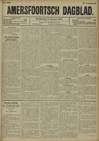 Amersfoortsch Dagblad 1907-01-10