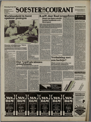 Soester Courant 1983-07-27
