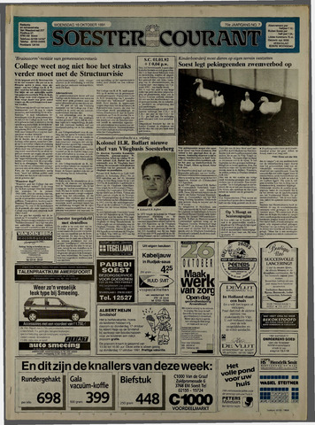 Soester Courant 1991-10-16