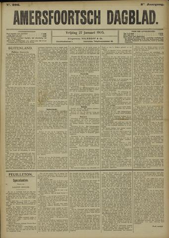Amersfoortsch Dagblad 1905-01-27