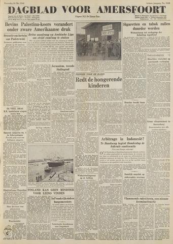 Dagblad voor Amersfoort 1948-05-26