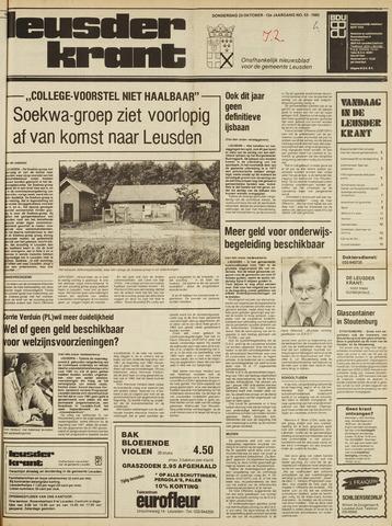 Leusder Krant 1980-10-23