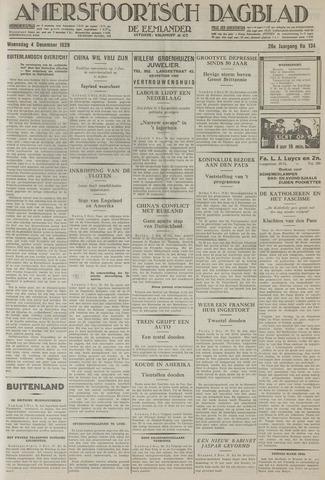 Amersfoortsch Dagblad / De Eemlander 1929-12-04