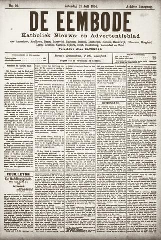 De Eembode 1894-07-21