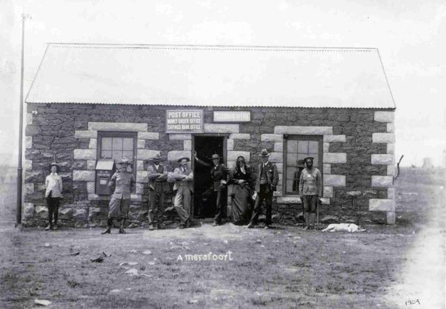 postkantoor zuid