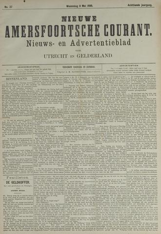 Nieuwe Amersfoortsche Courant 1889-05-08