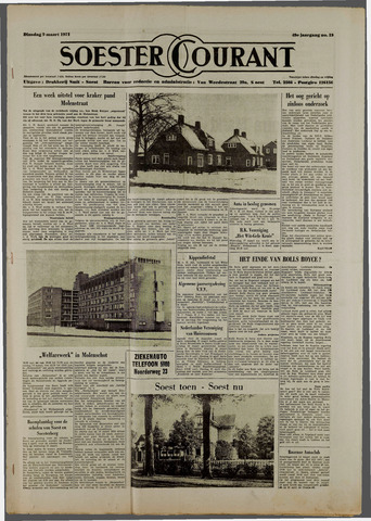 Soester Courant 1971-03-09