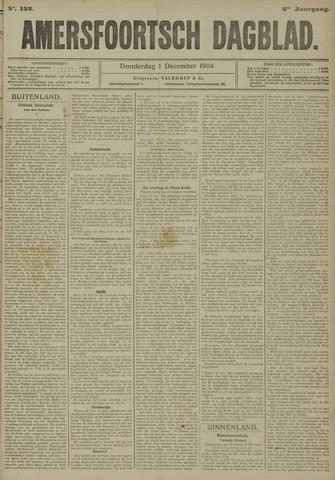 Amersfoortsch Dagblad 1904-12-01