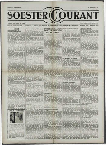 Soester Courant 1957-02-12