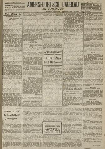 Amersfoortsch Dagblad / De Eemlander 1923-08-07