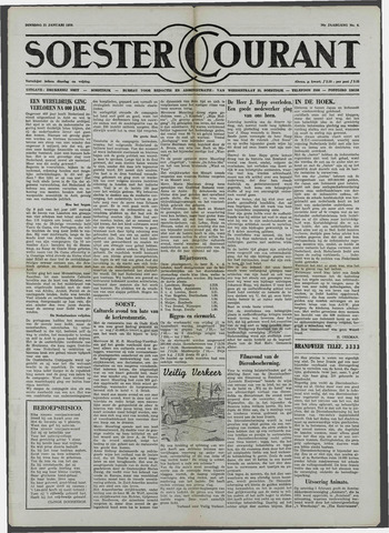 Soester Courant 1958-01-21