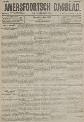 Amersfoortsch Dagblad / De Eemlander 1917-06-04