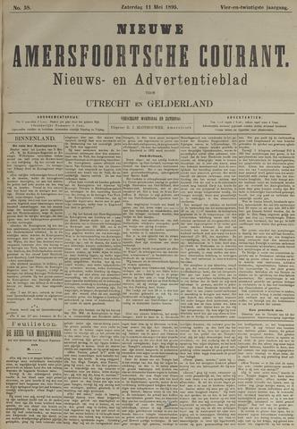 Nieuwe Amersfoortsche Courant 1895-05-11