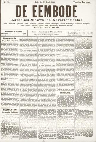 De Eembode 1898-06-18