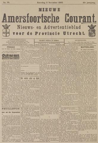 Nieuwe Amersfoortsche Courant 1912-11-02