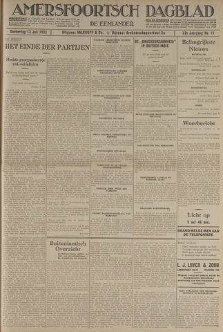 Amersfoortsch Dagblad / De Eemlander 1933-07-13