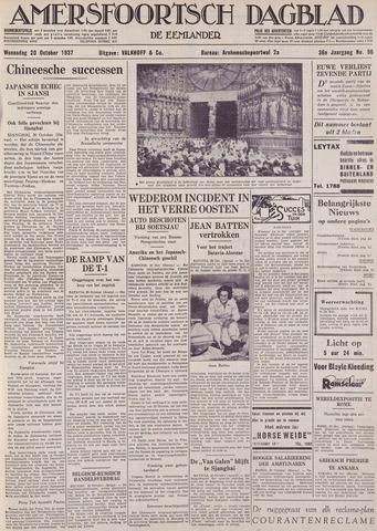 Amersfoortsch Dagblad / De Eemlander 1937-10-20