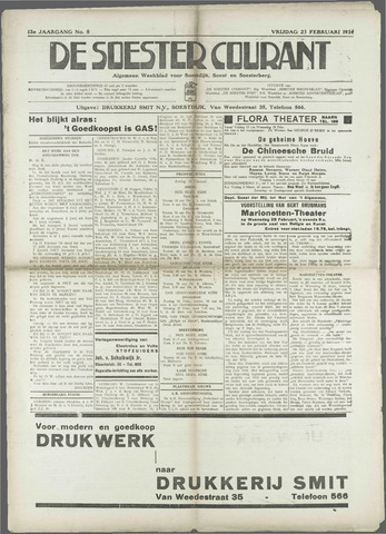Soester Courant 1934-02-23