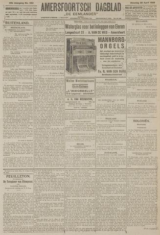 Amersfoortsch Dagblad / De Eemlander 1925-04-28