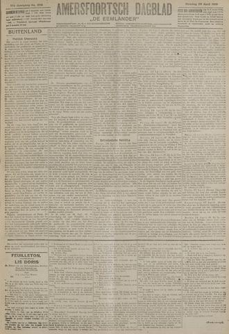 Amersfoortsch Dagblad / De Eemlander 1919-04-29