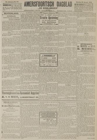 Amersfoortsch Dagblad / De Eemlander 1923-01-23